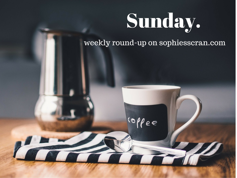 Sunday round up. 10/01/16