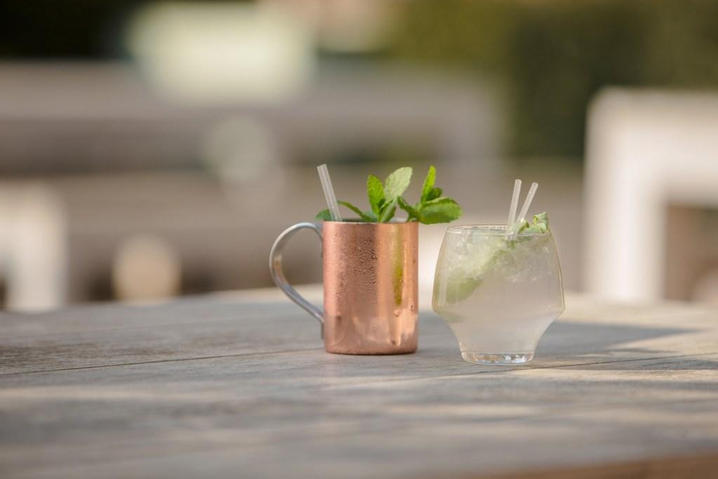 Recipe: Rhubarb Gin & Ginger Cocktail