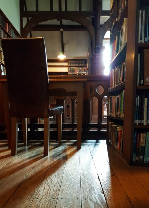 Gladsone Library rooms
