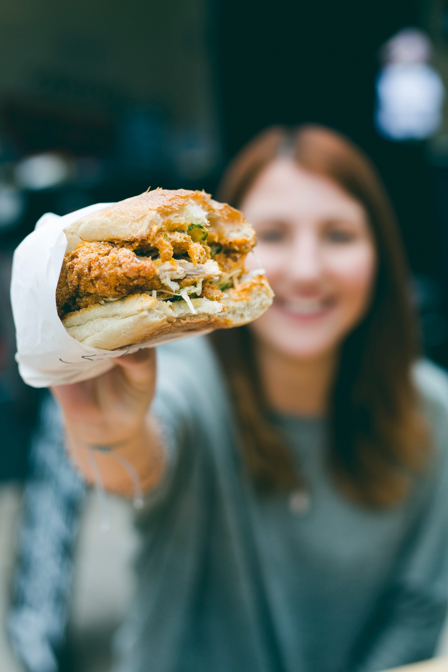 review street food Hatch manchester