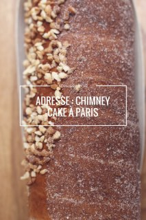 Chimney Cake à Paris graphic