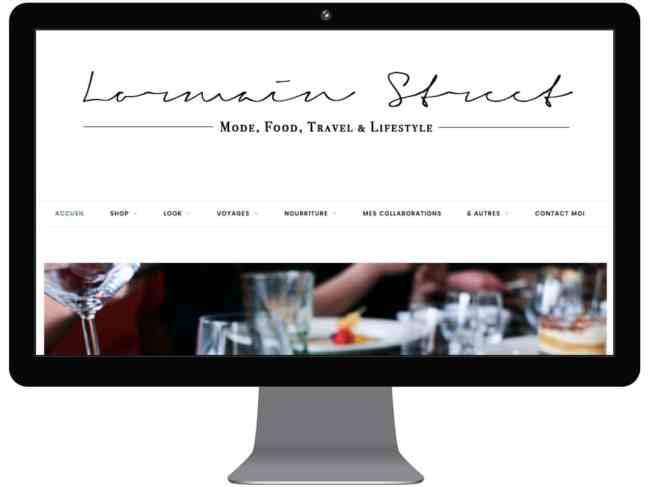 Lormain Street - 8 blogueuses incroyables