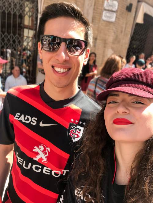 Stade toulousain - Sophie's Way
