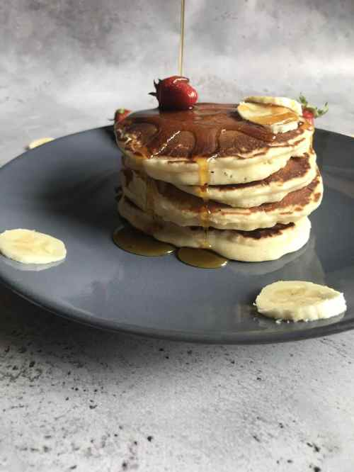 Pan cakes gourmands