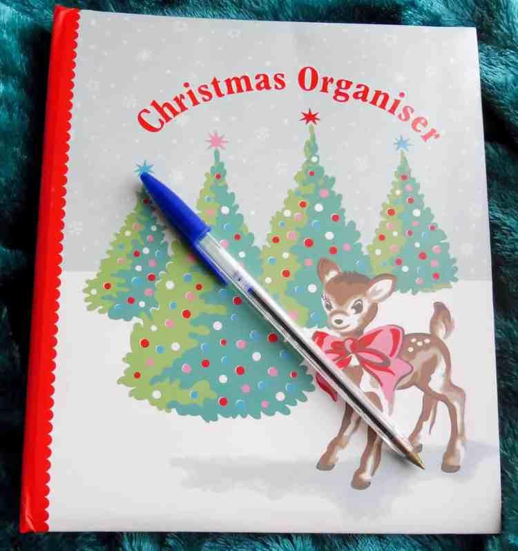 Cath Kidston Christmas Organiser