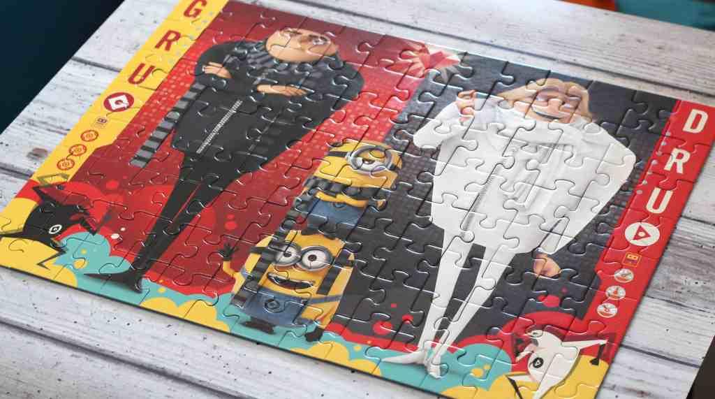 Despicable Me 3 XXL Puzzle by Ravensburger Review
