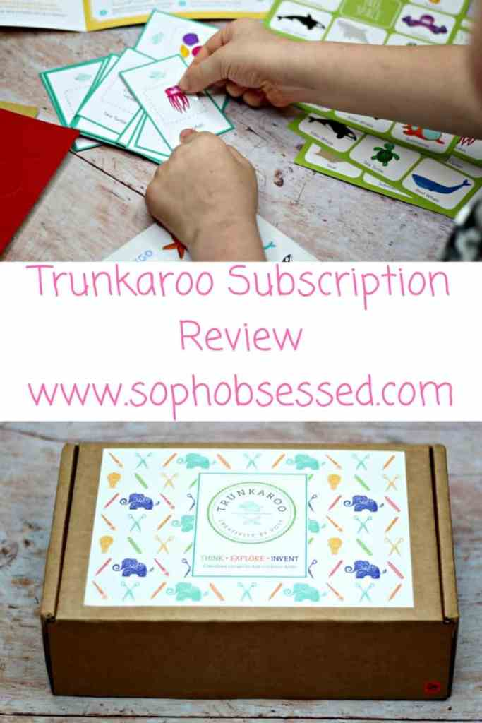 Trunkaroo Ocean Tales Box