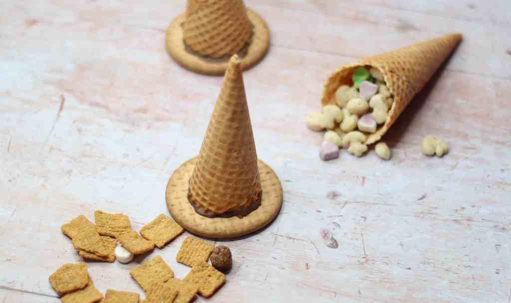 Creepy Crunch Halloween Treats