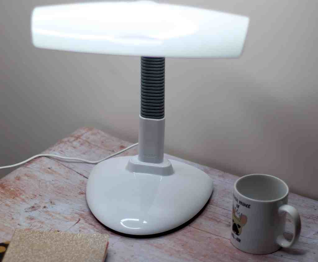 Lumie Desk Lamp