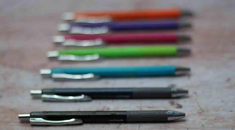 Platignum Tixx pens