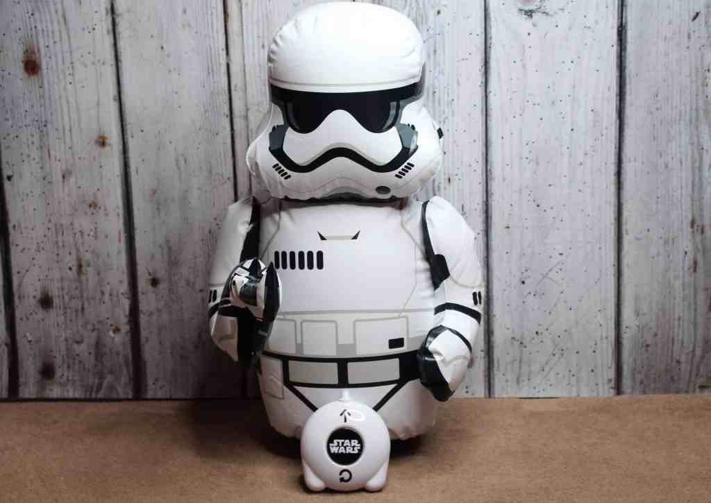 Radio Controlled Inflatable Stormtrooper Review