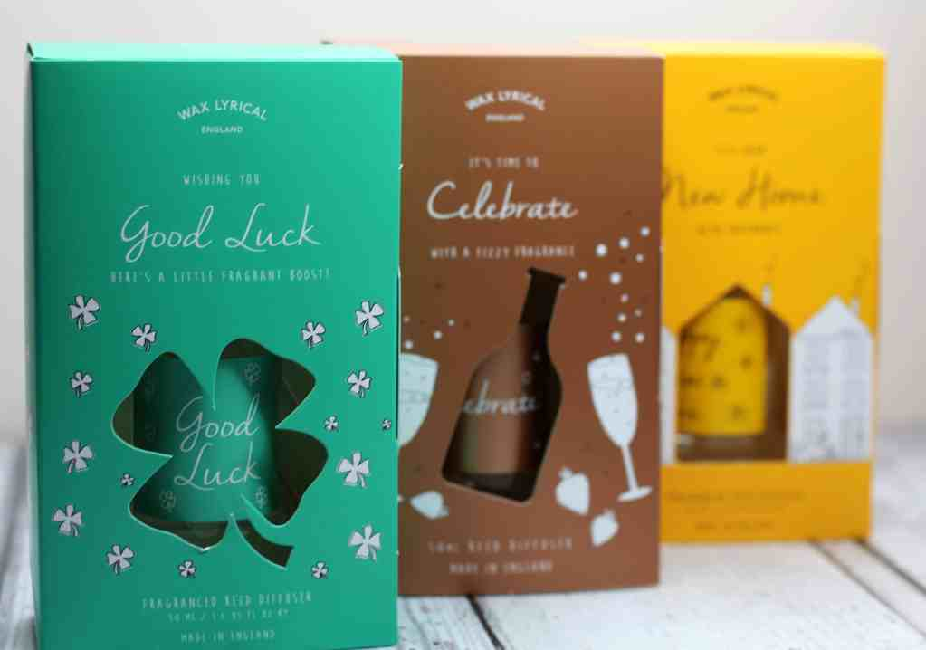 GiftScents from Wax Lyrical Review & Giveaway