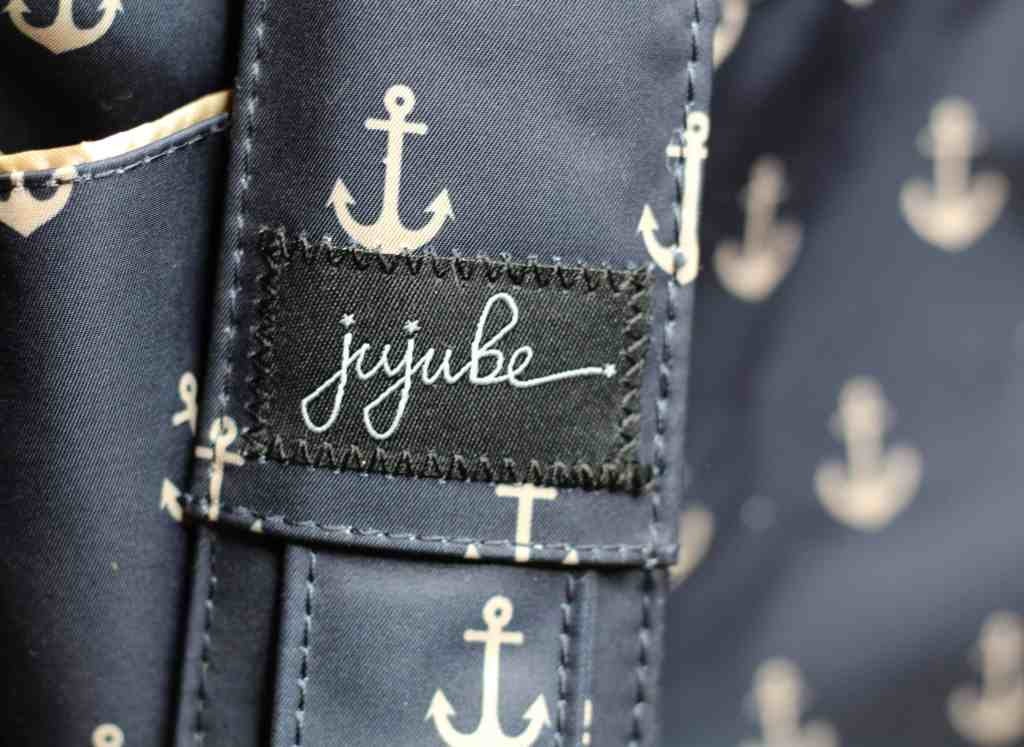 Ju-Ju-Be BFF Change Bag Logo