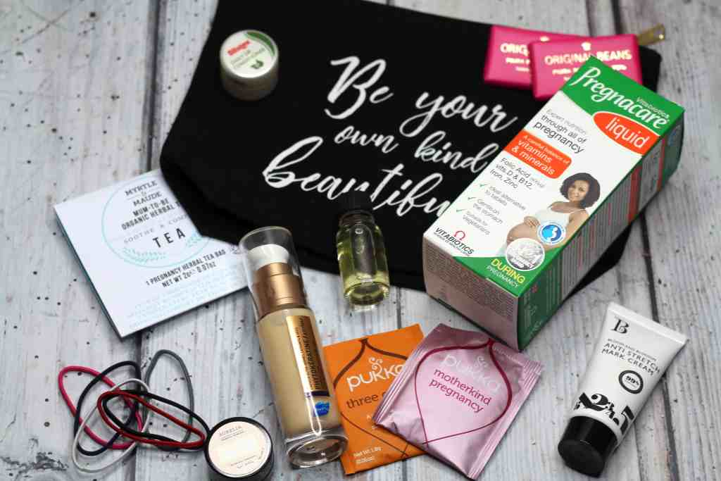 The Pamper Box for Pregnancy – Baby2Body Review