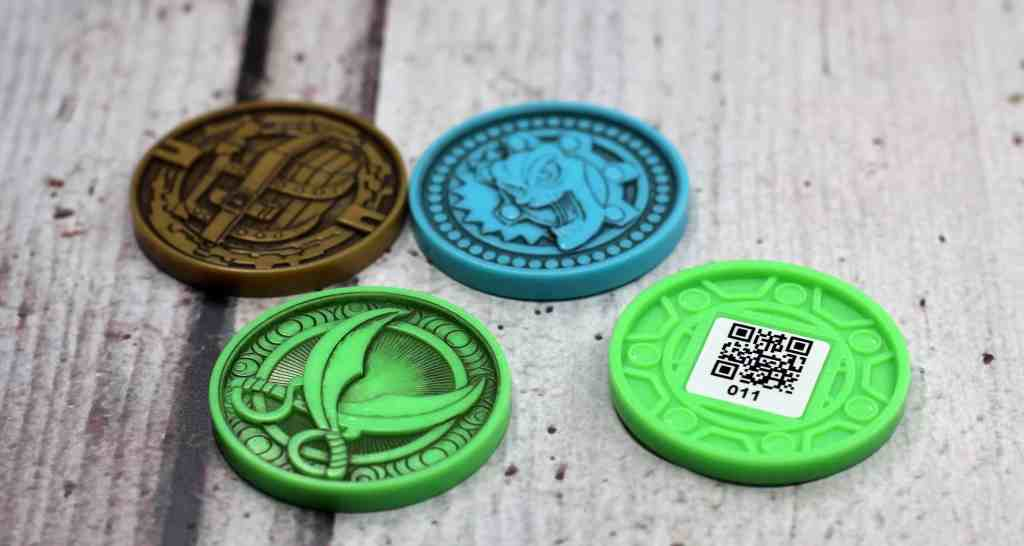 Zak Storm Collectible Coins Review