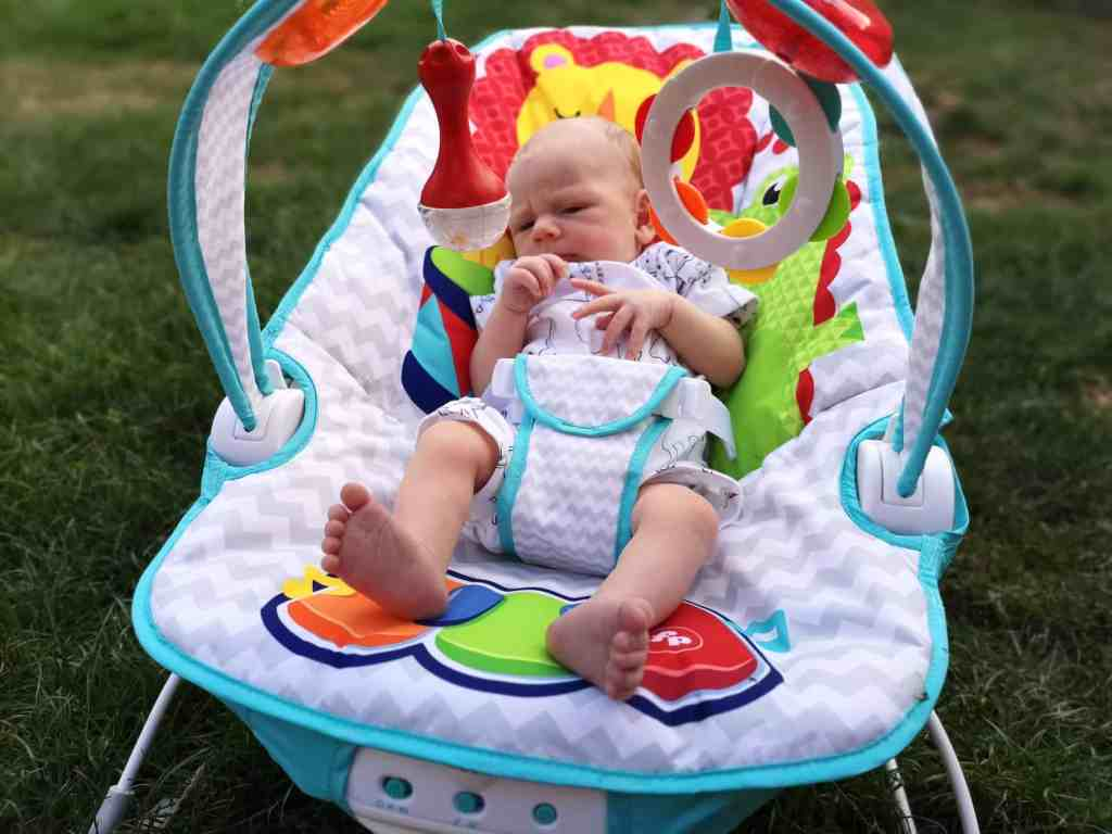 Fisher-Price Kick 'n' Play Musical Bouncer Review