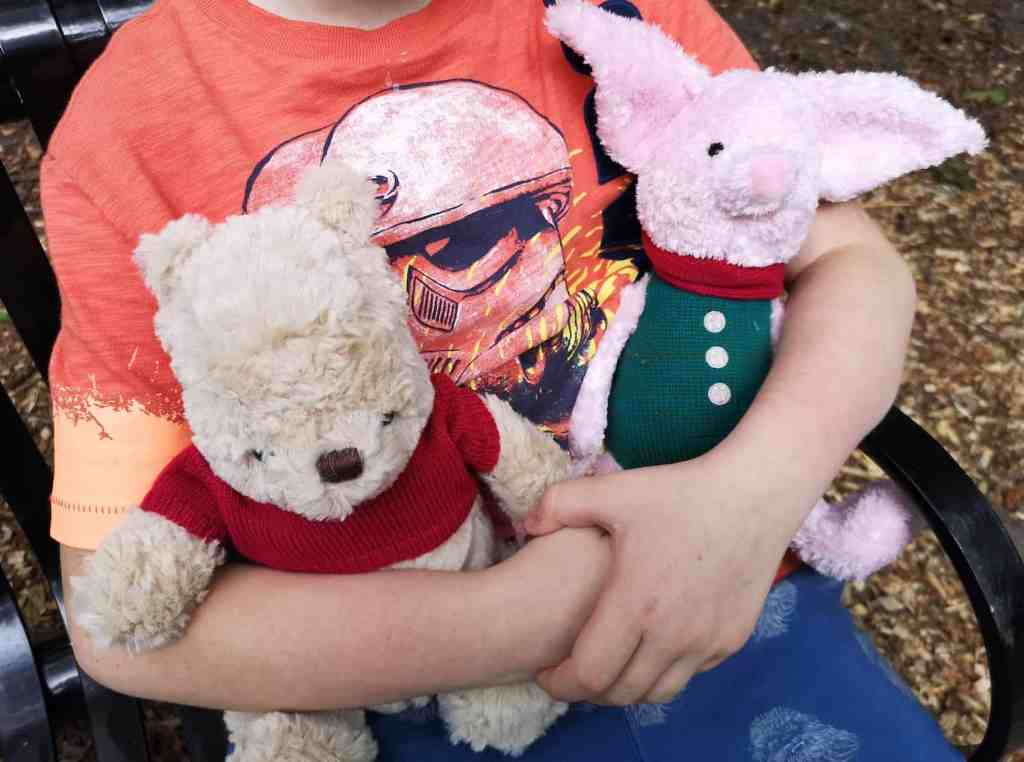 Posh Paws Winnie the Pooh Soft Toys