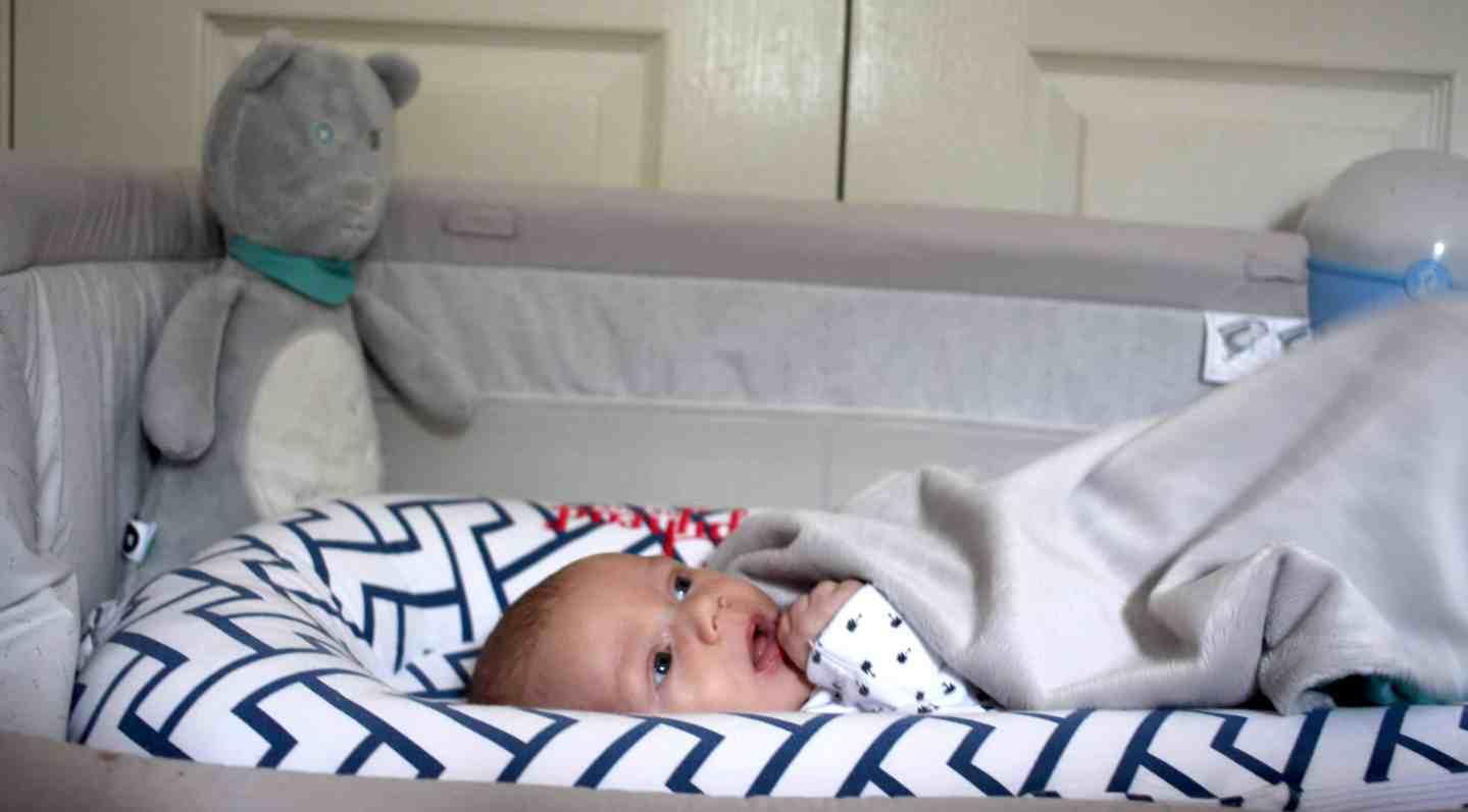 Using White Noise to Help Hugo Sleep – myHummy