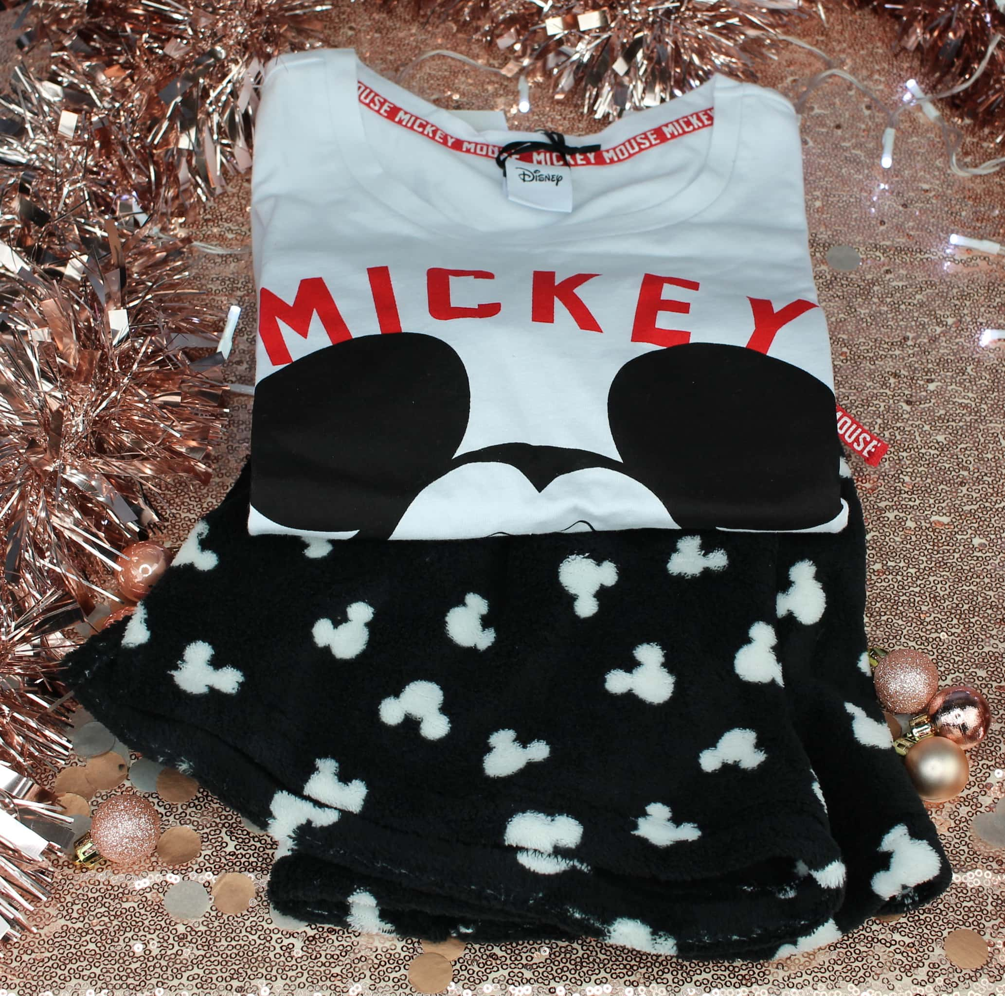 Mickey Mouse PJ's