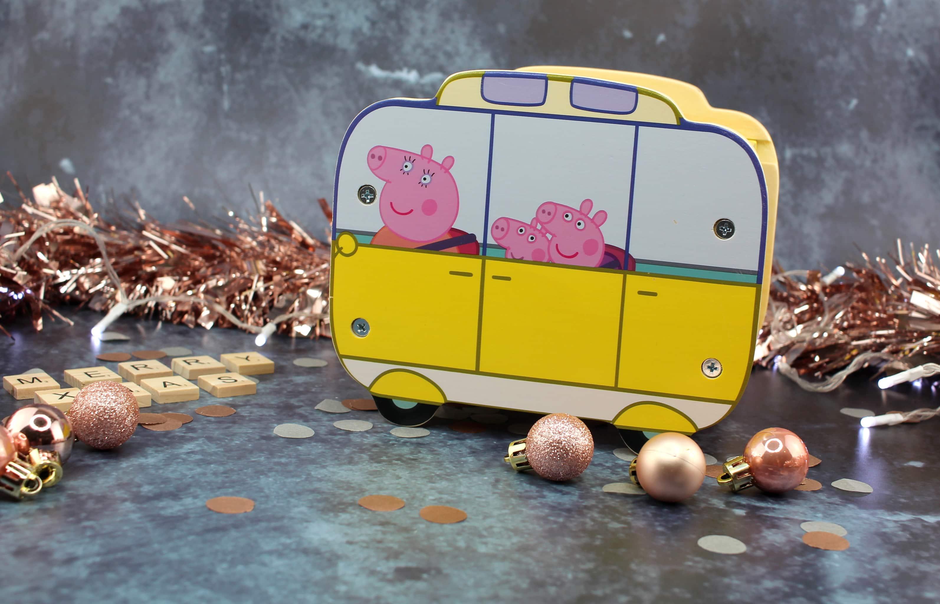 Peppa Pig Puzzle Sorter