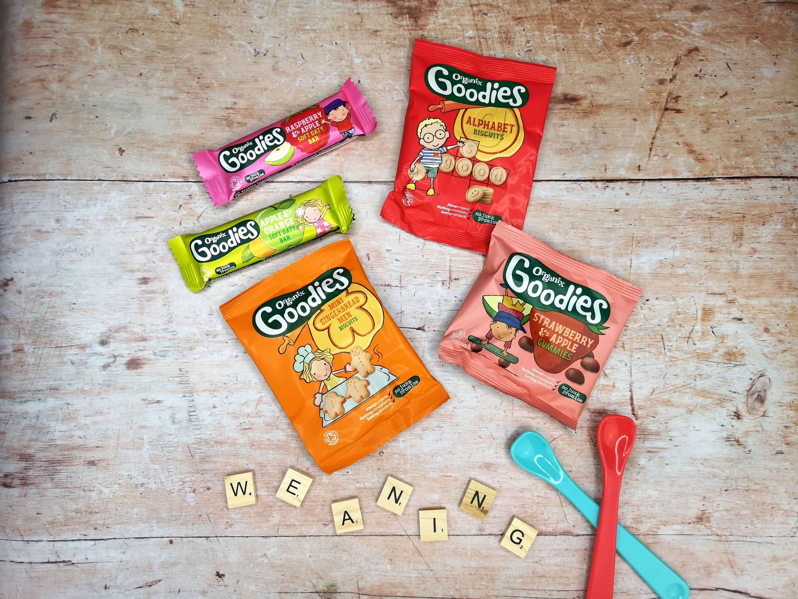 Goodies Organix