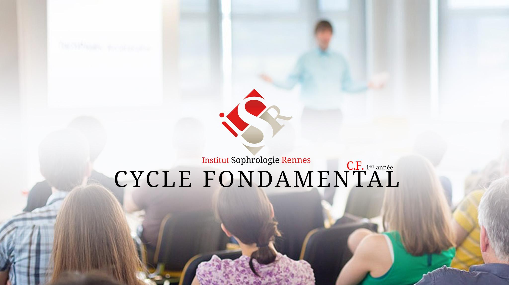 Cycle Fondamental - ISR