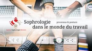 Sophrologie dans le monde du travail - ISR