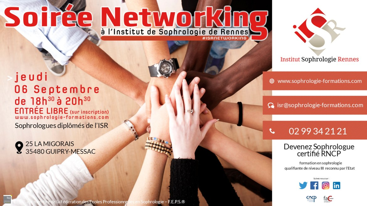 SOIREE NETWORKING - ISR