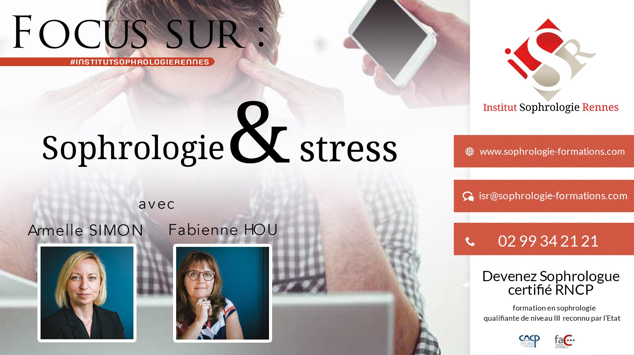 Focus sur Sophrologie et Stress - ISR