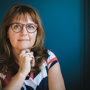 Fabienne HOU - ISR