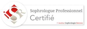 ISR Sophrologue professionnel Certifié