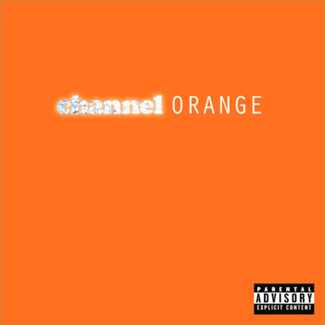 Channel Orange- Frank Ocean