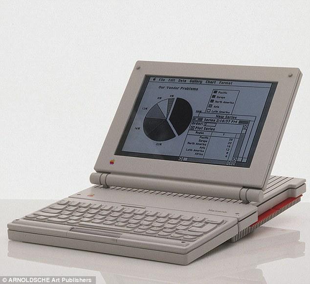 MacBook en sus inicios