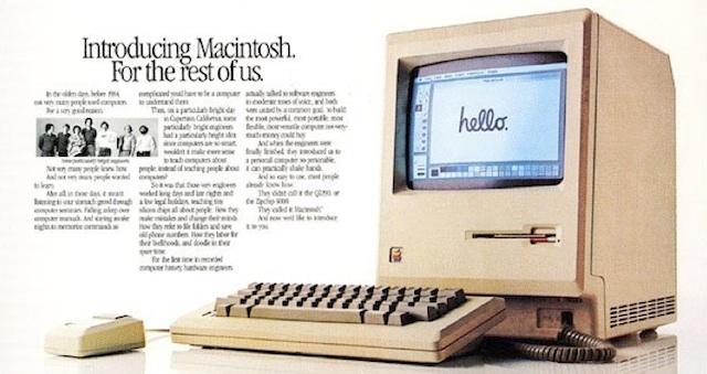 Macintosh original