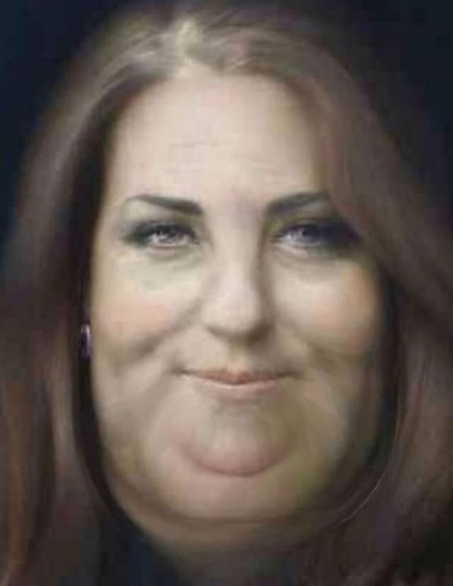 Retrato no-oficial de la Duquesa