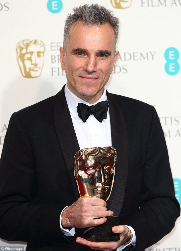 Mejor actor, Daniel Day-Lewis en