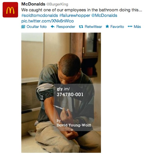 Burger King hackeado 03