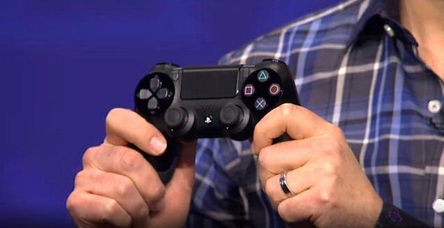 PS4-control