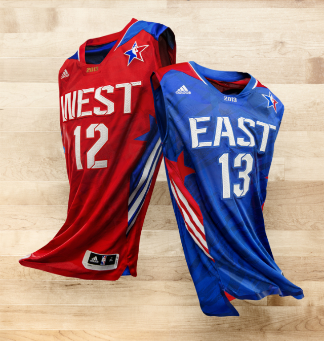 adidas NBA All-Star East-West Jersey