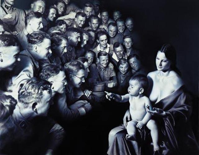 Epiphany II (Adoration of the Shepherds) 1998