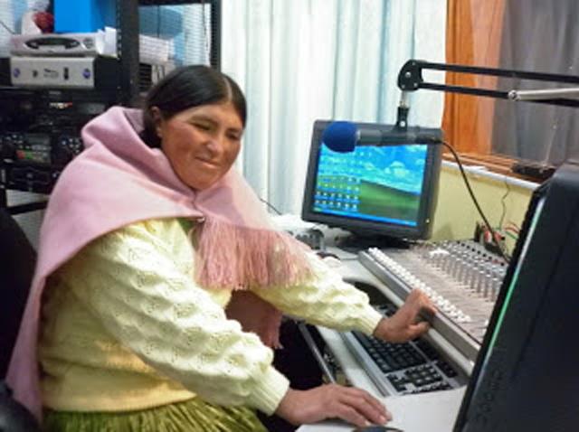 radialista indigena radio telecom