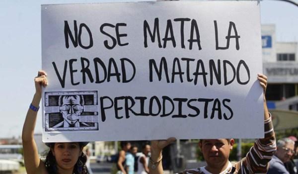 periodistas dia libertad periodismo expresion asesinan mexico muertos