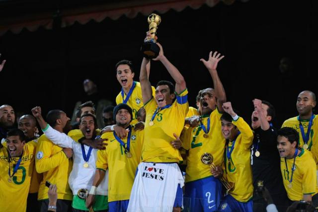 brasil confed 2009