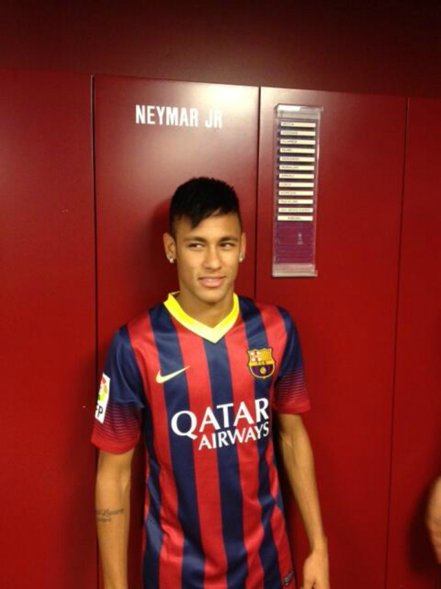 neymar 14