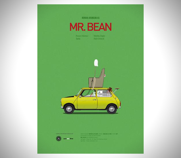 Iconic-Cars-and-Films-Posters-4