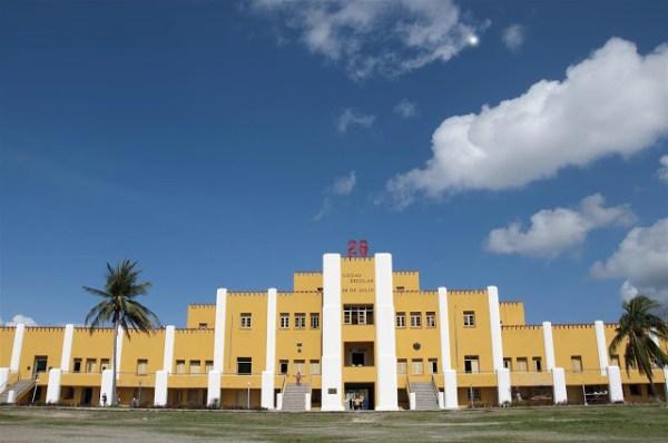 cuartel moncada_area monumental 26 de julio