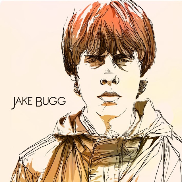 jake bugg portada by jaap