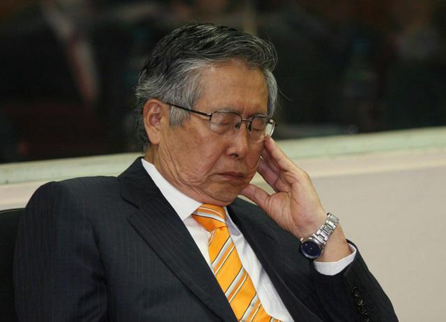 Fujimori sentenced to six years in jail