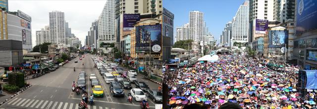 avenida Sukhumvit tailandia