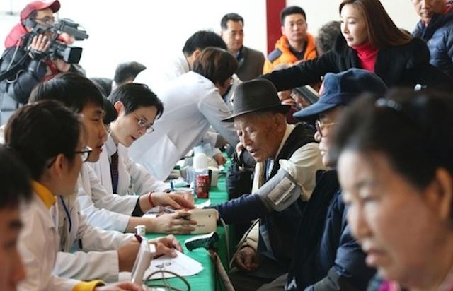 South Korea Koreas Family Reunion